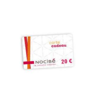 Domotelec vous offre une carte cadeau Nocibe pour l'achat d'un radiateur sèche-serviettes Airelec