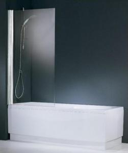 Rideau de douche ou pare baignoire le match blog domotelec - Pare baignoire novellini ...